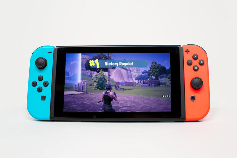 Fortnite Battle Royale Nintendo Switch Rumor Gaming Play Download