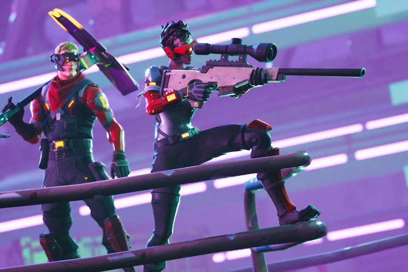 Fortnite Battle Royale Season 5 Release Date Coming Soon Ninja Drake Epic Games New Skins Emotes Pickaxes Challenges Game Modes Updates Xbox One Playstation 4 Nintendo Switch PC