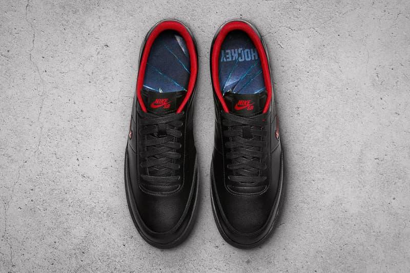 Hockey Nike SB Zoom Killshot 2 Release Red Black Jewel Swoosh Fucking Awesome
