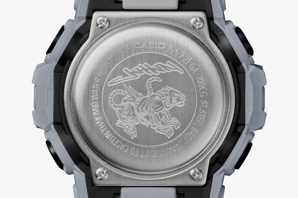 g-shock store shanghai Singapore artist Jahan Loh 4 celestial pack drop release date info limited 100 pieces 3rd anniversary chinese astrology Azure dragon White tiger Vermilion phoenix Black turtle Jingdezhen watches