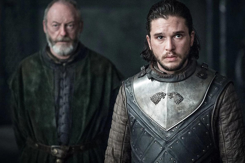 HBO Game of Thrones Spin-Off Prequels Update George R.R. Martin
