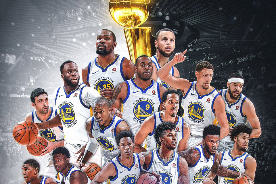 0dc206c7c10 Golden State Warriors 2018 NBA Champions