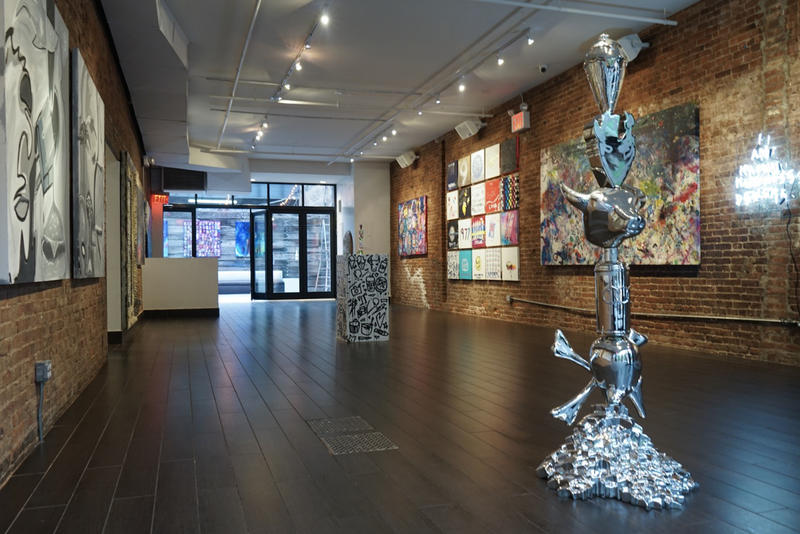 gregory siff exhibitions artworks paintings sculptures installations