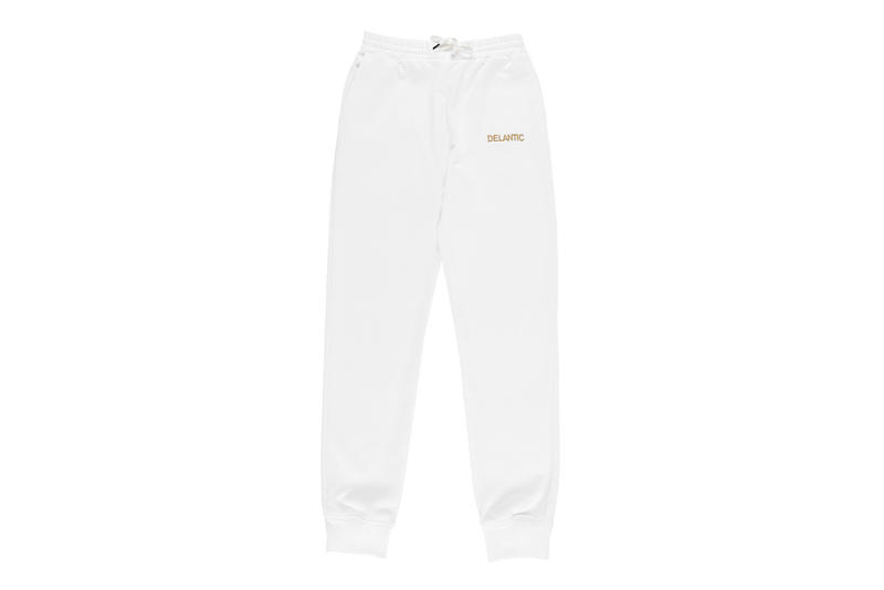 Gucci Mane Delantic Brand Sweatsuits Stadium Goods EA Velour-Lined Logo Sweatpants Trap Holiday Fleece Hoodies Todd Moscowitz Austen Rosen Miss Info