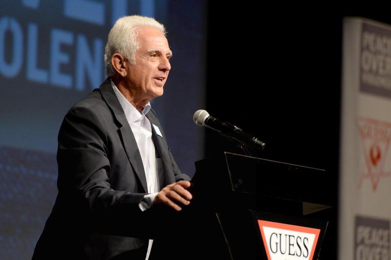 Guess Co-Founder Chairman Paul Marciano Resignation Quit Investigation Sexual Harassment Allegations Kate Upton