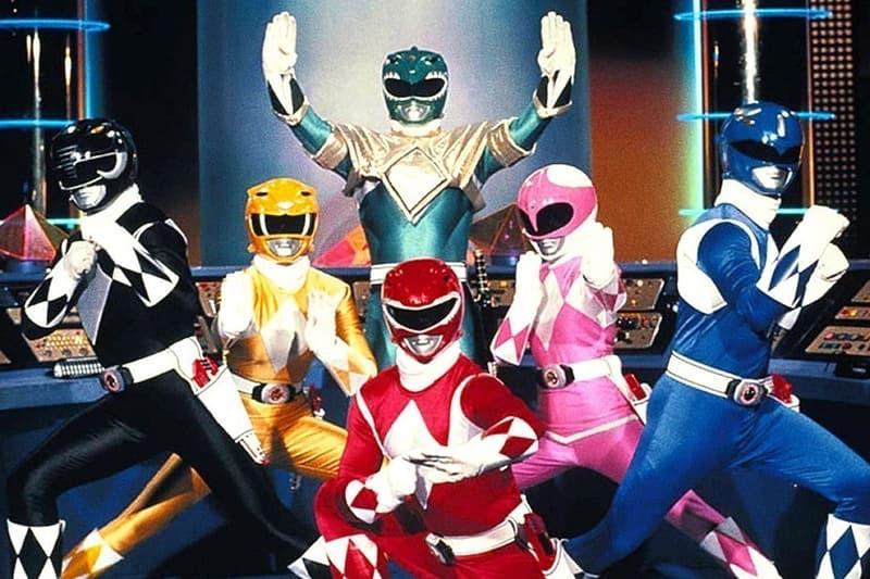 Hasbro acquires power rangers saban reboot