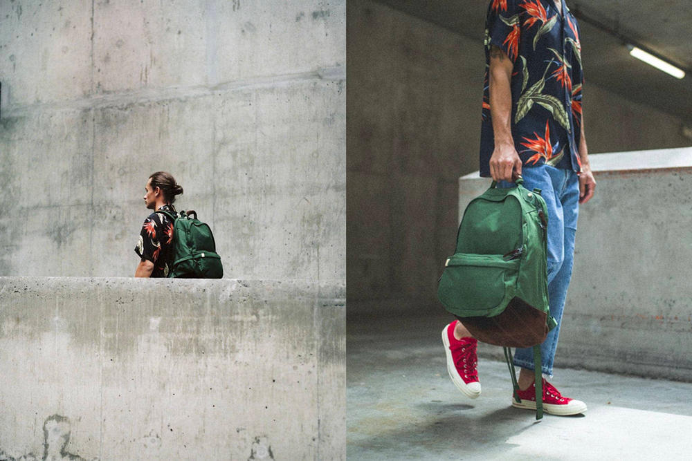"HAVEN Commute"" Bag Editorial fall winter 2018 release info bags accessories hobo adidas Consortium Hender Scheme visvim Head Porter"