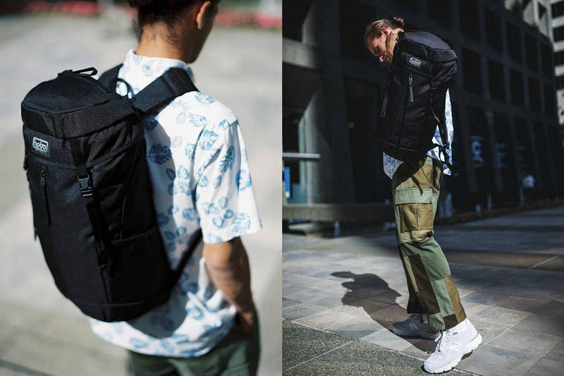 "HAVEN Commute"" Bag Editorial fall winter 2018 release info bags accessories hobo adidas Consortium Hender Scheme visvim Head Porter"