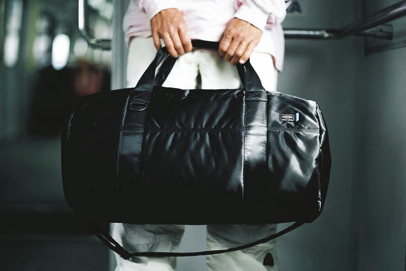 Haven Presents Commute Bag Editorial For Fall Hypebeast