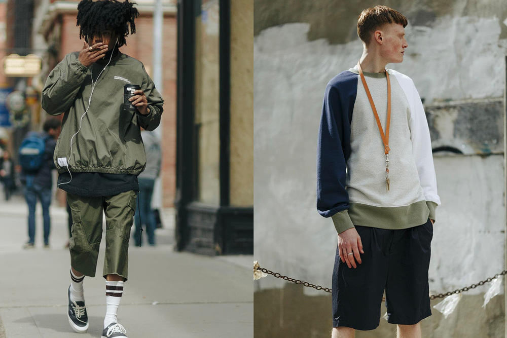 HAVEN Spring Summer 2018 Editorial visvim Vans nike Sasquatchfabrix. WACKO MARIA Engineered Garments nonnative converse