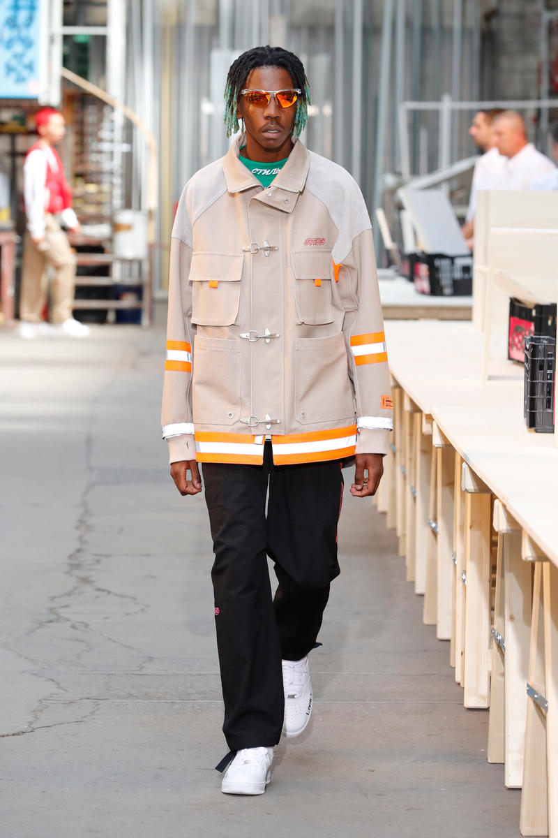 97c068a3 Heron Preston Spring/Summer 2019 Collection | HYPEBEAST