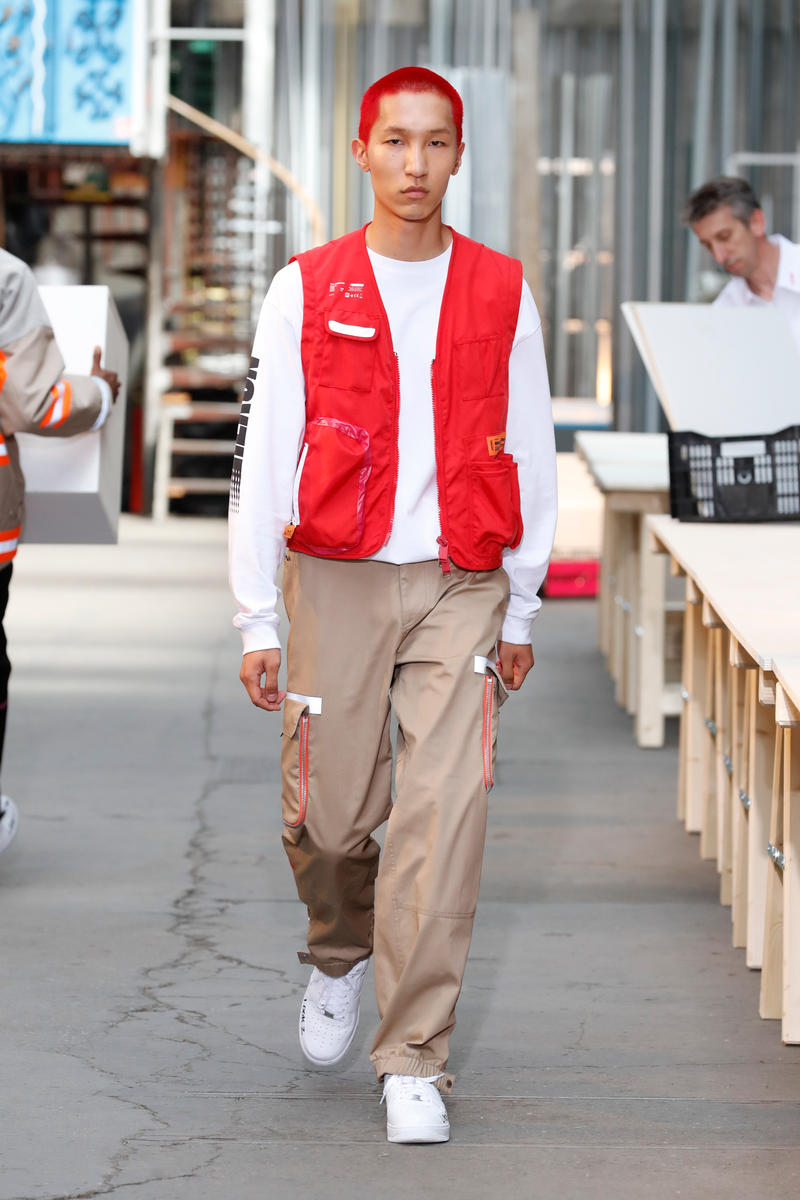 ce1dde0f Heron Preston Spring/Summer 2019 Collection Paris Fashion Week