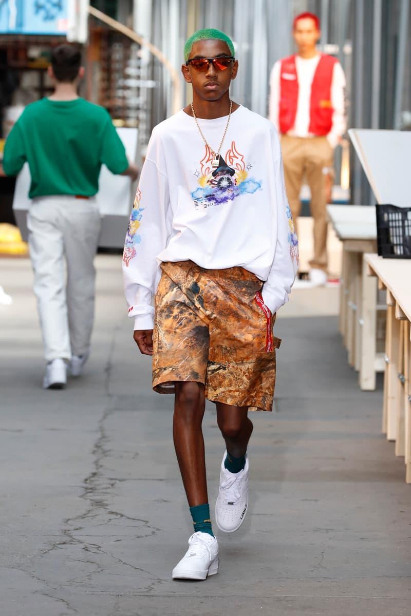Heron Preston Spring/Summer 2019 Collection Paris Fashion Week