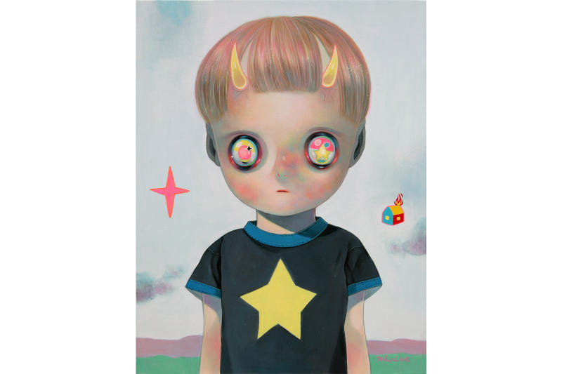 hikari shimoda asahi museum exhibition the catastrophe of death and regeneration artworks