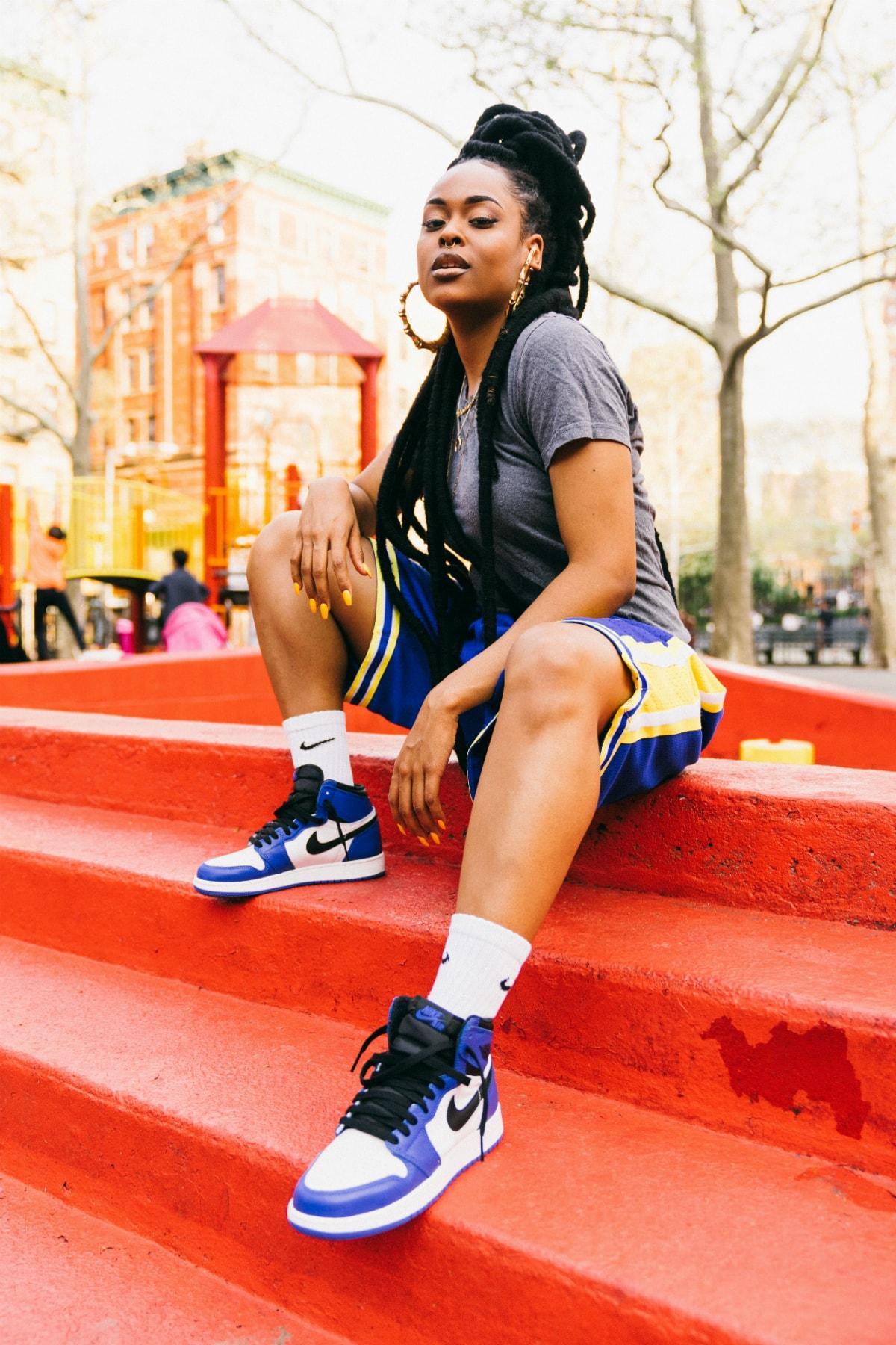 Bri Steves Jealousy Philadelphia Temple University recording singer rapper interview golden state warriors basketball