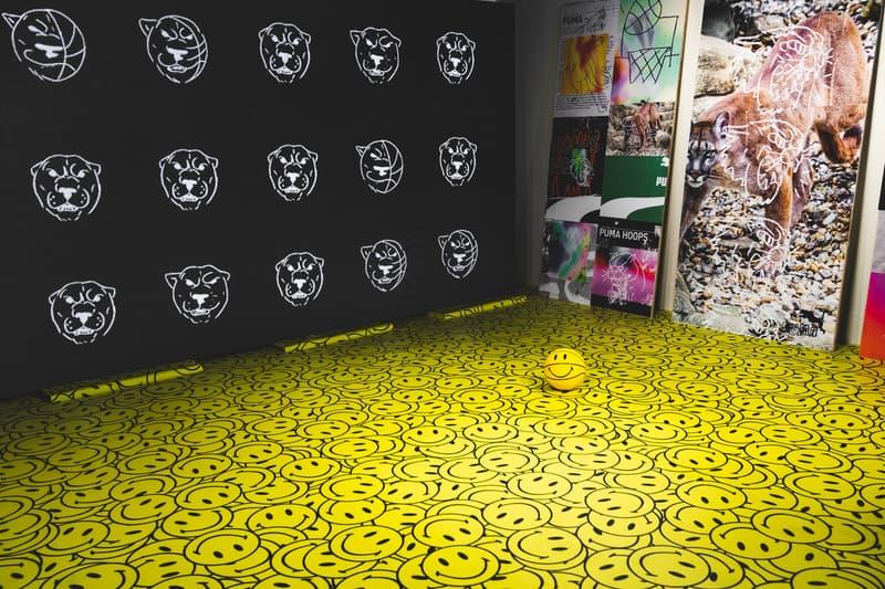 PUMA Chinatown Market Pop up basketball 2018 graphic t shirts tees NYC Goods