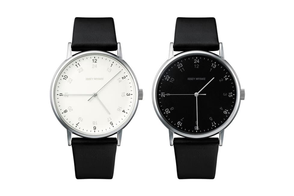 Issey Miyake Drops Ichiro Iwasaki-Designed Watch