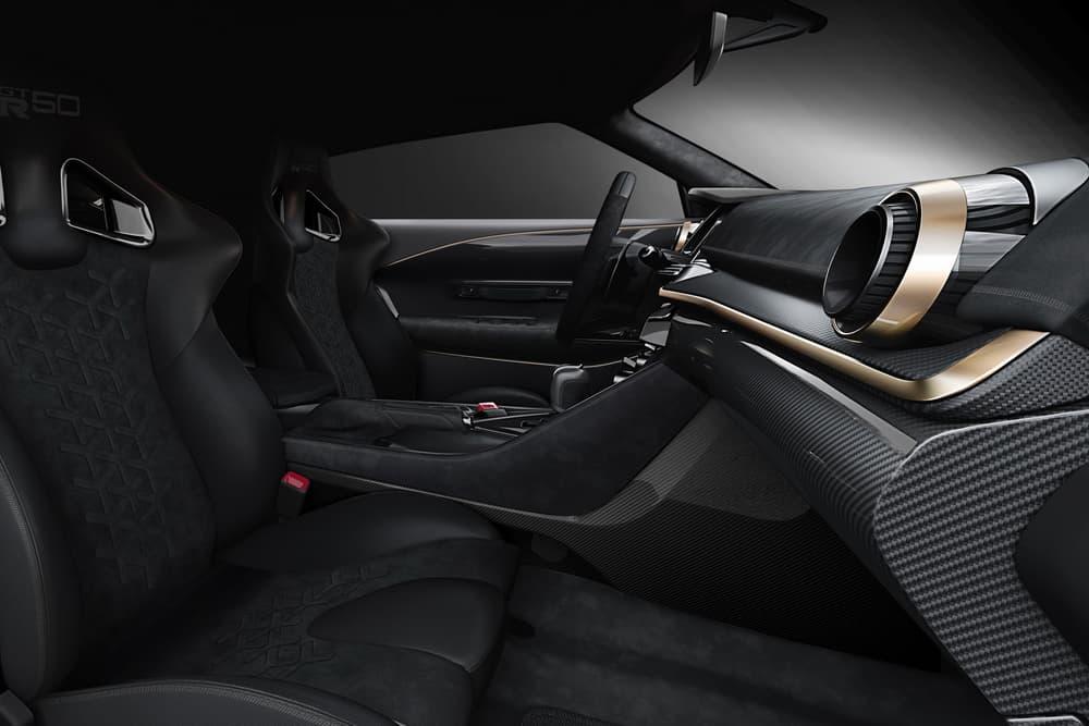 Italdesign Nissan GT R GTR 50th anniversary 50 year june 2018 2018 GT-R Nismo