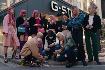 """Picture of Jaden Smith Plays Monopoly on the Streets of Tokyo in New """"Ghost"""" Video Single"""