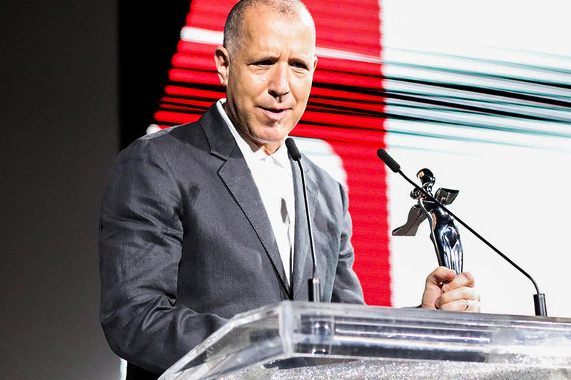 James Jebbia Supreme CFDA Awards 2018 Speech