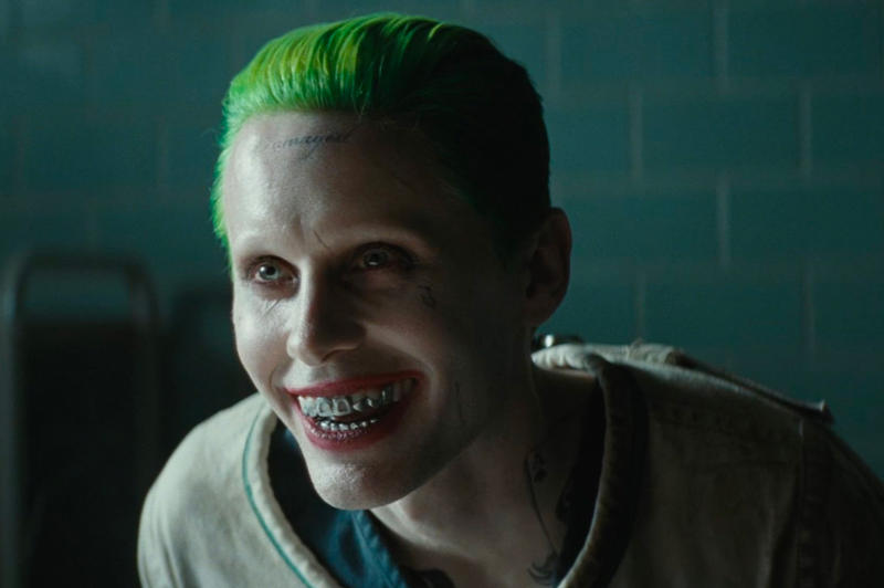 Jared Leto Stand Alone Joker Film Official Announcement Suicide Squad Warner Bros. Harley Quinn