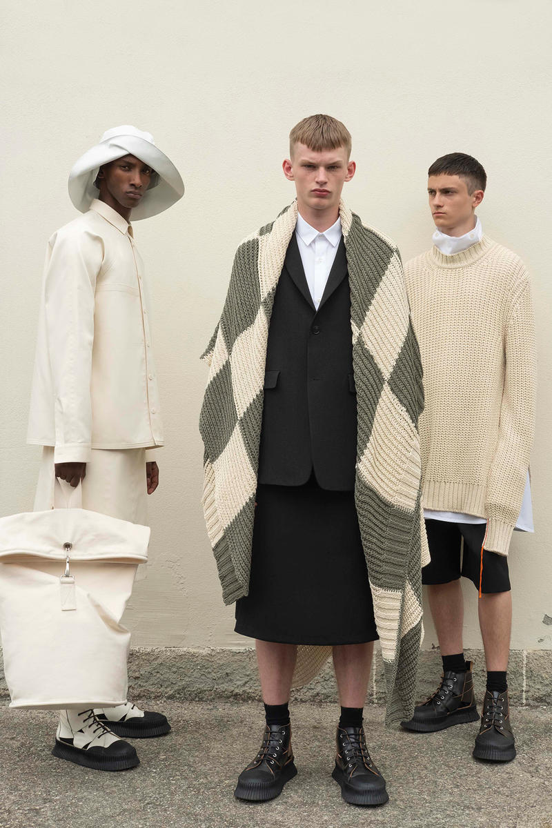 Jil Sander Spring/Summer 2019 Collection
