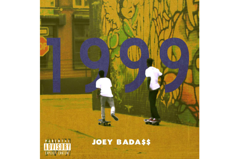 Joey Badass 1999 Spotify Apple Music Cover Album Leak Single Music Video EP Mixtape Download Stream Discography 2018 Live Show Performance Tour Dates Album Review Tracklist Remix