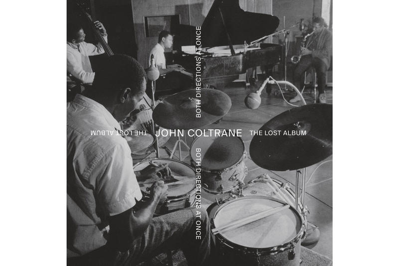 John Coltrane Both Directions at Once Lost Album Stream june 29 2018 release date info drop debut premiere spotify apple music