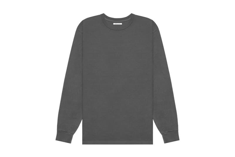 John Elliott Sustainable Selfridges Collection june 1 2018 release date info drop exclusive mud charcoal denim dye wash ozone friendly