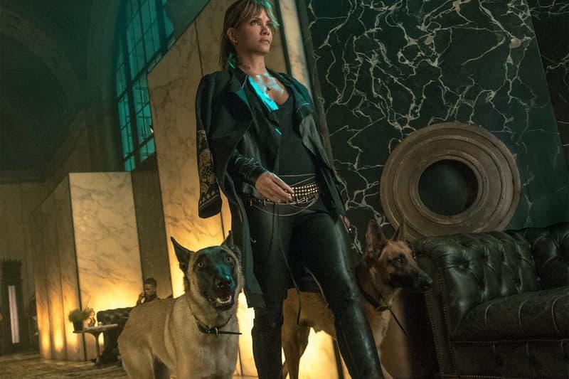 John Wick 3 Halle Berry Sofia First Look movie film sequel