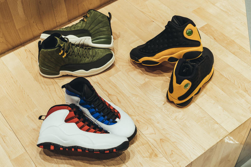 Jordan Brand fall/winter 2018 drops don c legacy 312 air jordan 13 air jordan 10 air jordan 12 michael jordan russell westbrook chris paul carmelo anthony