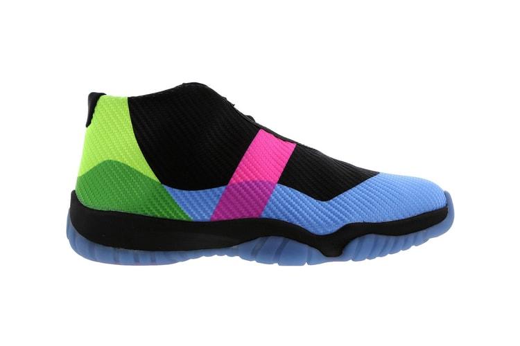 cae30815d1c A First Look at Jordan Brand's Jordan Future Quai 54 Colorway