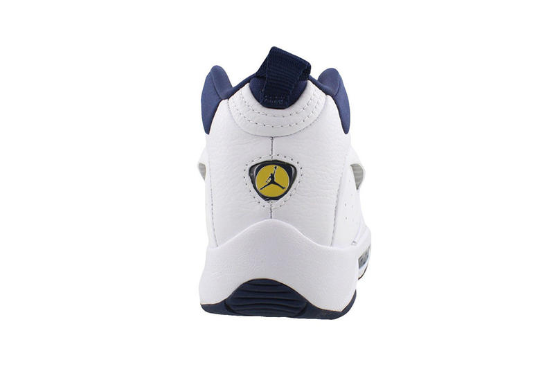Jumpman Quick 23 white navy jordan brand air jordan 2018 footwear