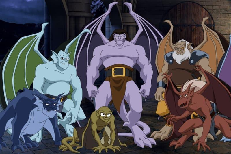 Jordan Peele Gargoyles Movie Interest Walt Disney Studios Motion Pictures 90s cartoon