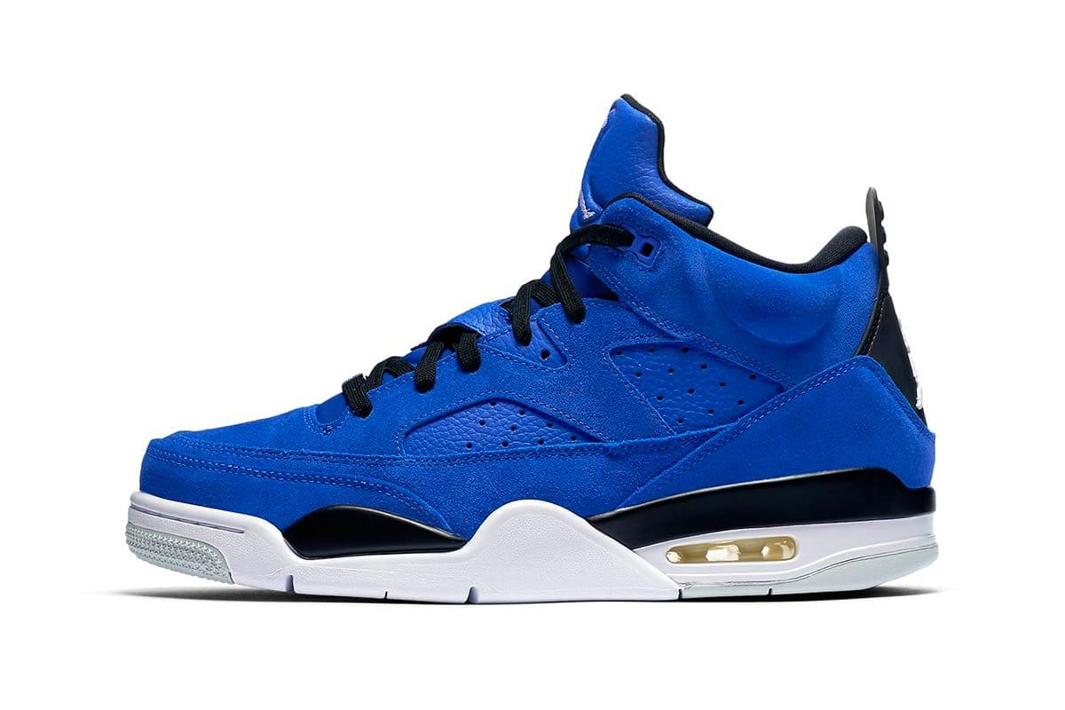 Air Jordan Son Of Mars Suede Colorways