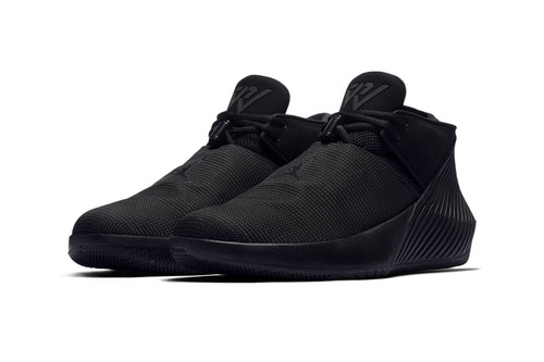 Jordan Why Not Zer0.1 Gets an All-Black Look