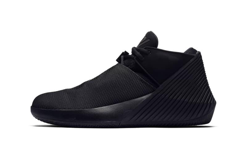 Jordan Why Not Zer0.1 All-Black Colorway Release date info sneaker russell  westbrook 00bbdf6ed