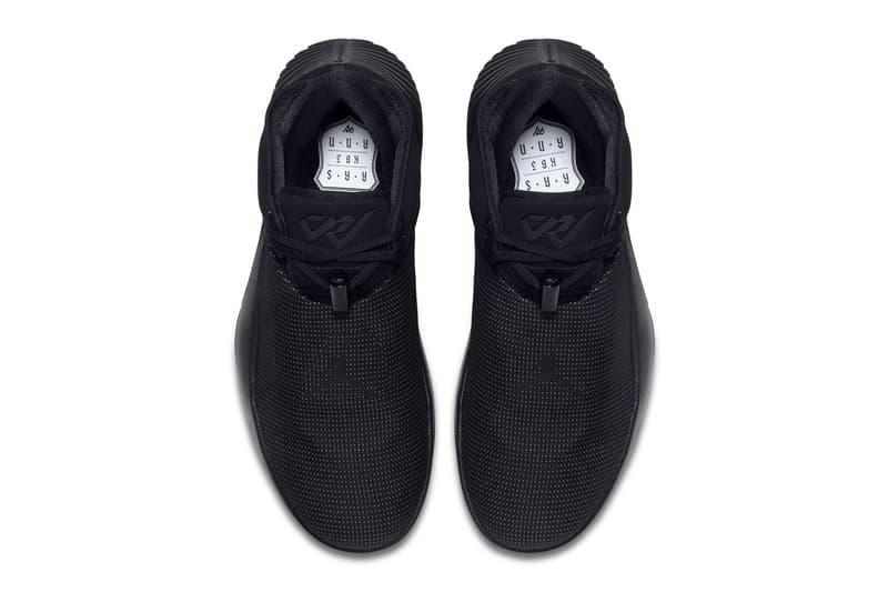 Jordan Why Not Zer0.1 All-Black Colorway Release date info sneaker russell westbrook