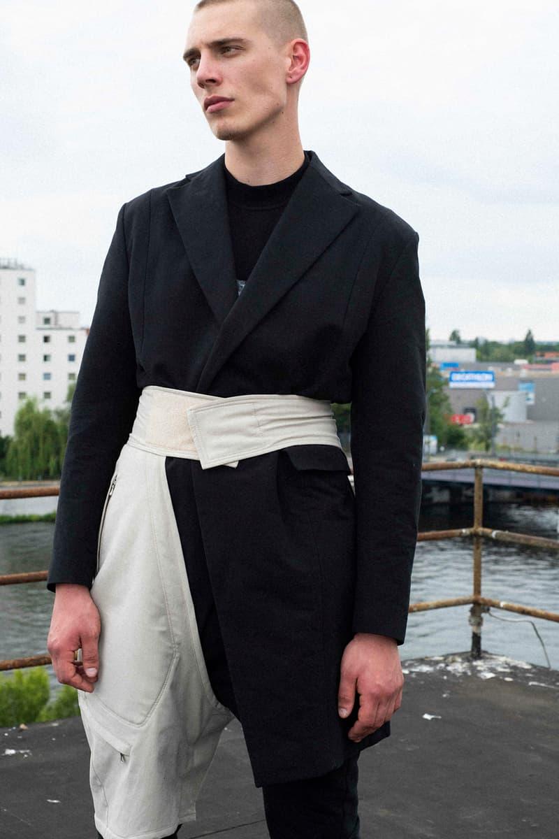 JULIUS Spring Summer 2019 Lookbook collection release date info drop japan Tatsuro Horikawa