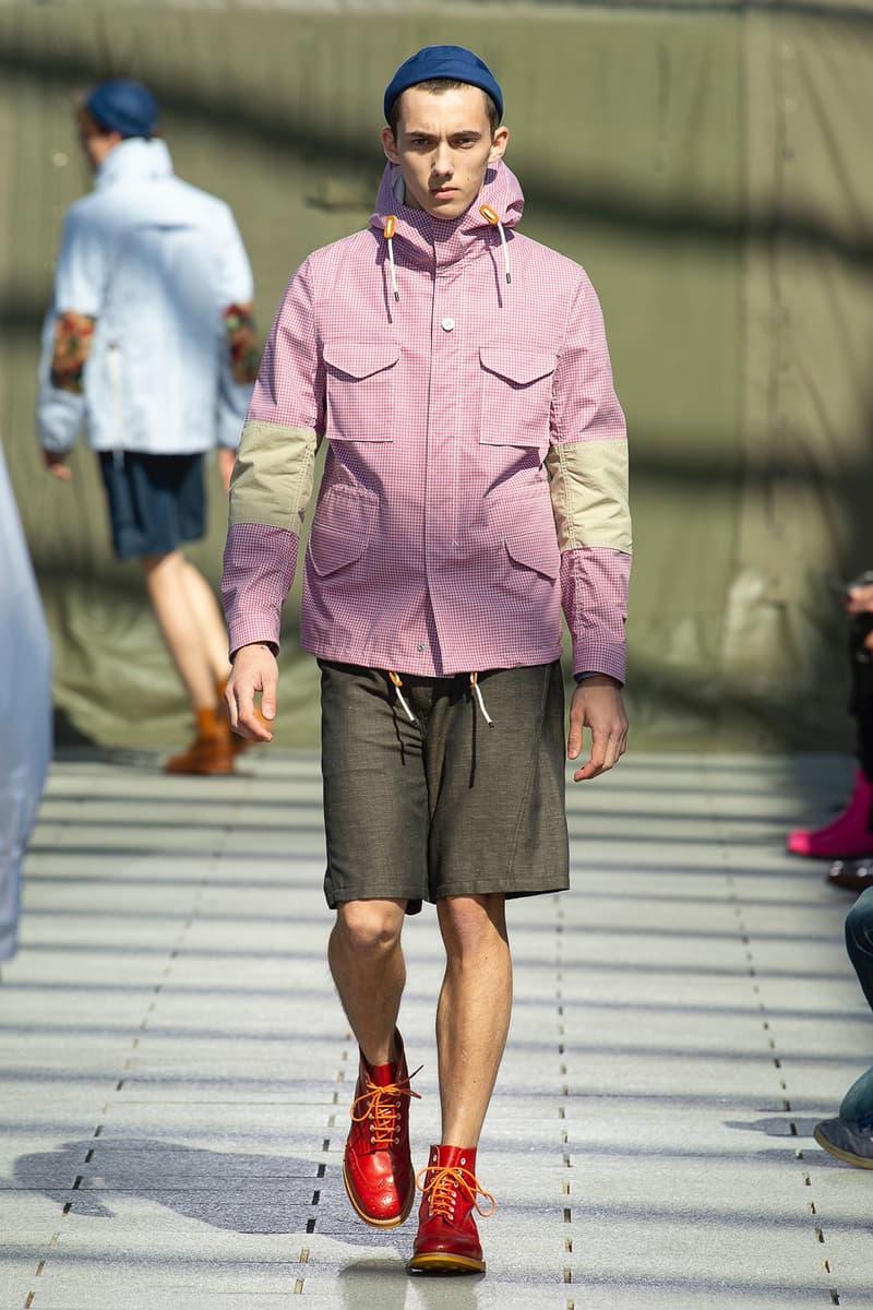 junya watanabe spring summer 2019 collection runway paris fashion week mens
