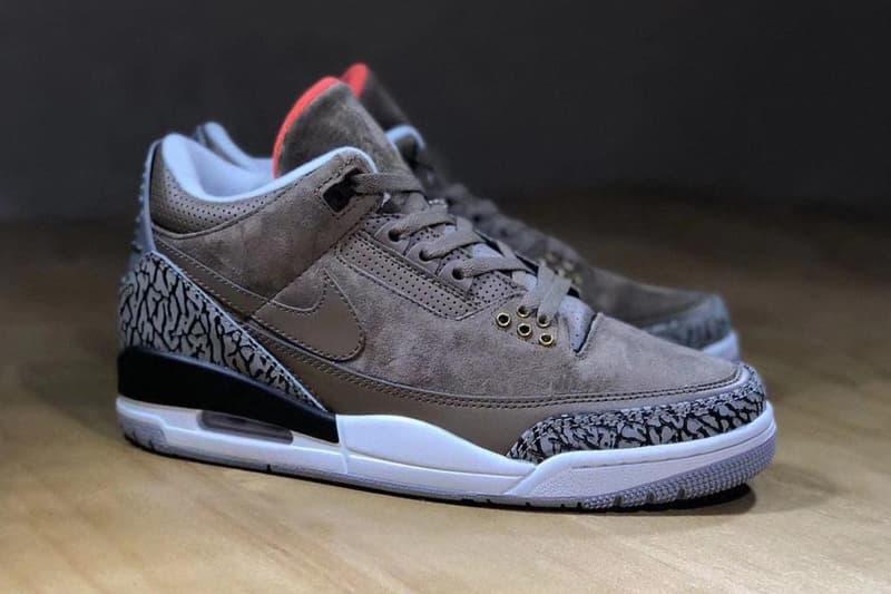 best sneakers 17909 7d051 Justin Timberlake Air Jordan 3 Bio Beige Release | HYPEBEAST