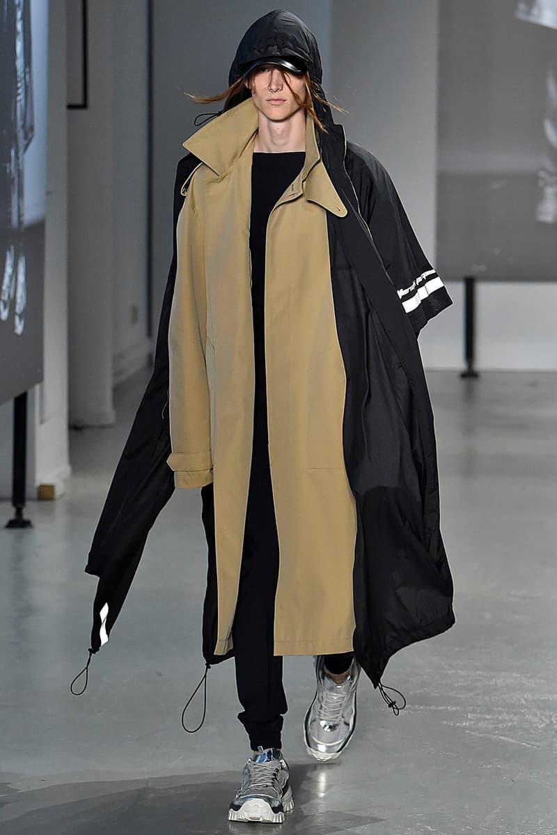 Juun J spring summer 2019 collection runway paris fashion week mens