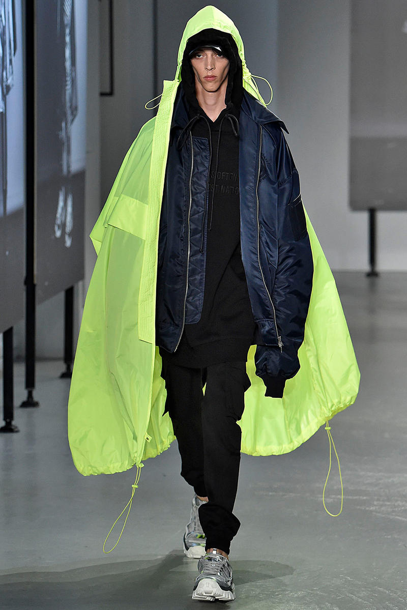 Juun J spring summer 2019 collection runway paris fashion week mens