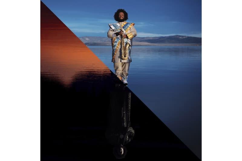 Kamasi Washington Heaven Earth Bonus Disc Stream the choice june 29 2018 release date info drop debut premiere spotify vinyl hidden