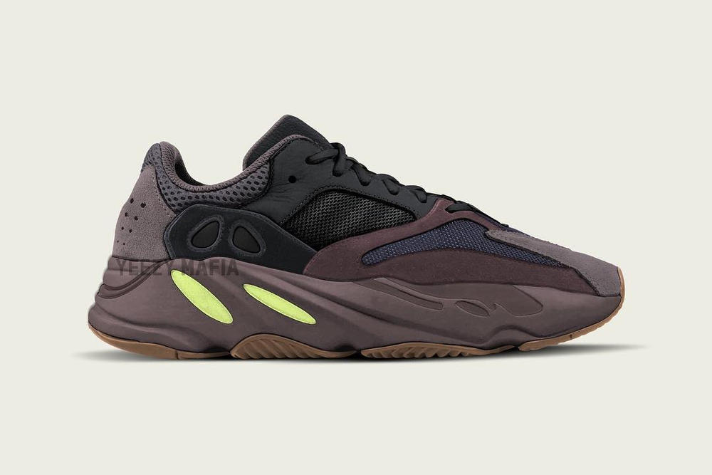 Kanye West YEEZY BOOST 700 Wave Runner Mauve adidas purple yellow new colorway release date info leak