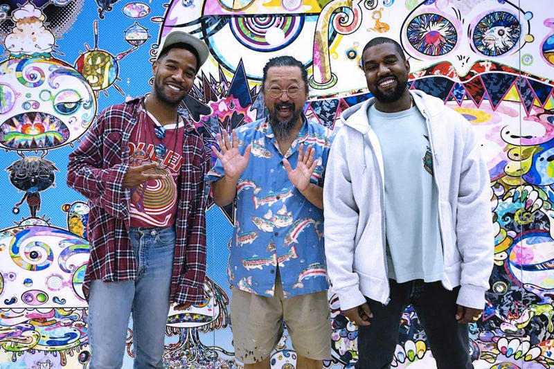 22f182be Kanye West Shares Kid Cudi Joint Album Tracklist | HYPEBEAST