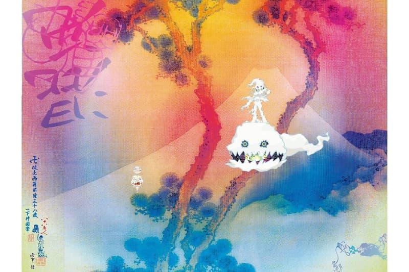 Kid Cudi Kanye West Kids See Ghosts Album Stream Los Angeles Pusha T Ty Dolla $ign Mos Def