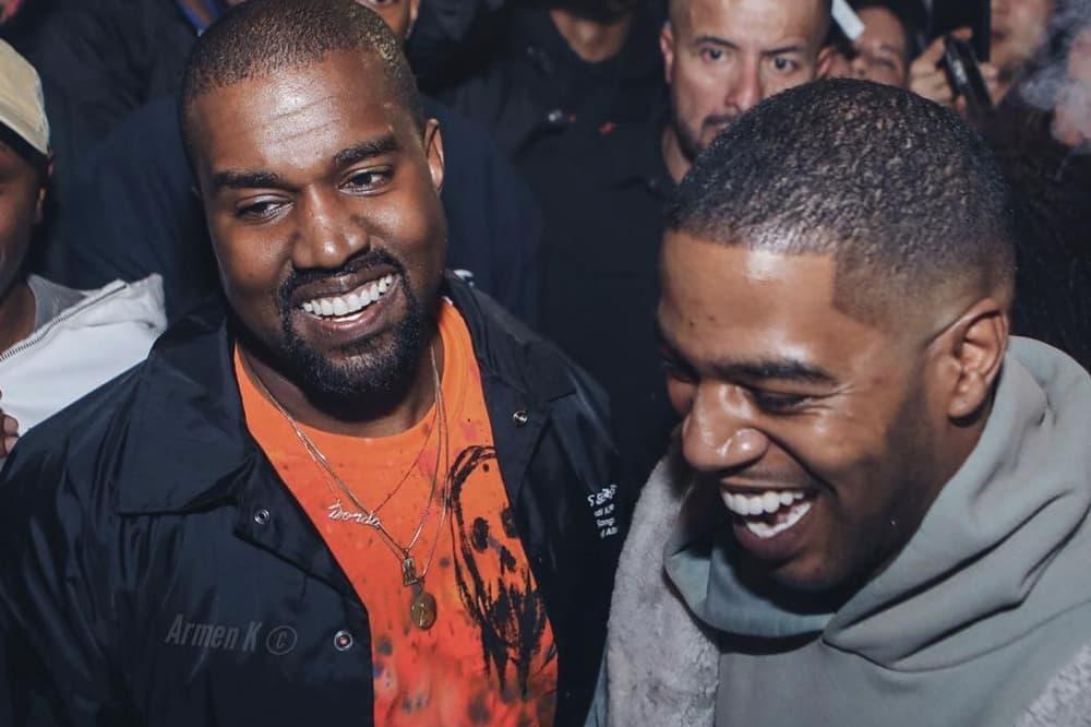 Kid Cudi & Kanye's Kids See Ghosts Full Credits