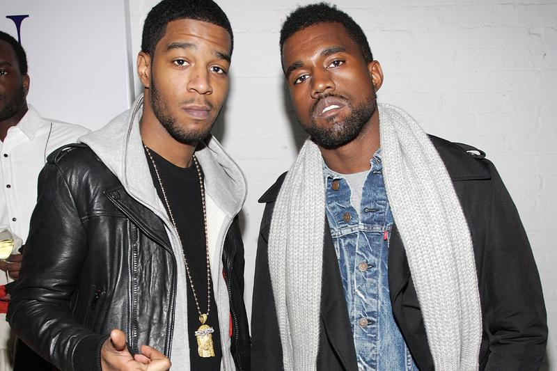 Kid Cudi & Kanye's Kids See Ghosts Full Credits