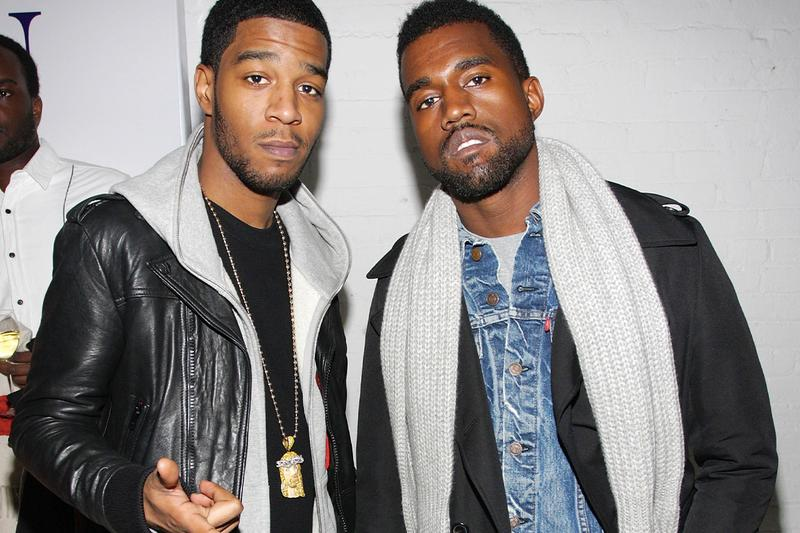 Kanye West Kid Cudi KIDS SEE GHOSTS Listening Party livestream june 7 2018